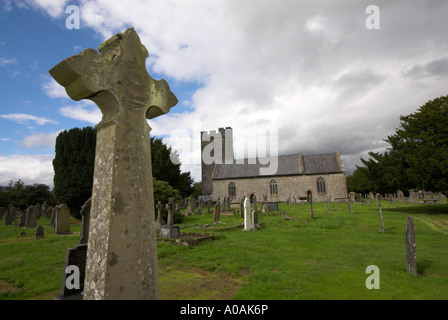 Llandovery Wales - Stockfoto