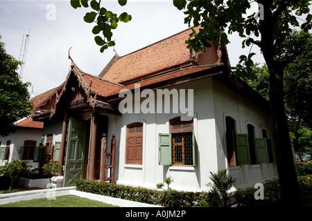 The Royal Elephant National Museum Bangkok Thailand ...