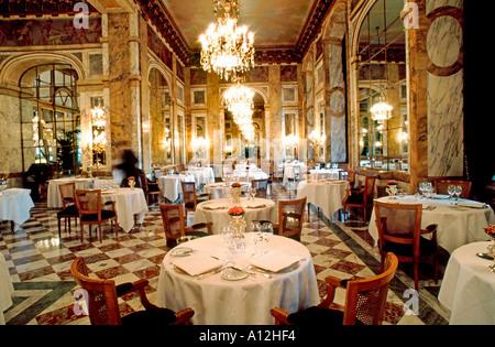 paris france french haute cuisine restaurant detail table setting stock photo royalty free. Black Bedroom Furniture Sets. Home Design Ideas