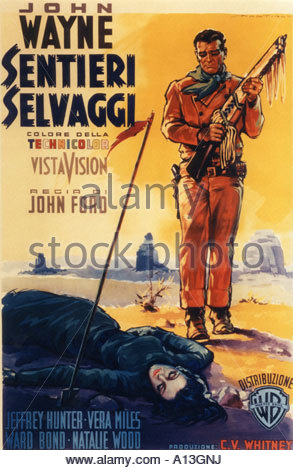 a movie analysis of the searchers directed by john ford Film review of the searchers (1956) directed by john ford, and starring john wayne, jeffrey hunter, vera miles.