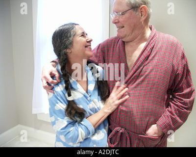 Looking at Each Other - Stock Photo