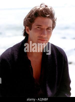 RICHARTD GEERE American film actor - Stock Photo