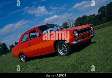 1973 ford escort rs2000 mk1 classic vehicle autotest rally. Black Bedroom Furniture Sets. Home Design Ideas