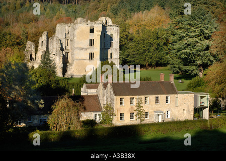 Old wardour castle near tisbury salisbury was built in for Classic house 2006