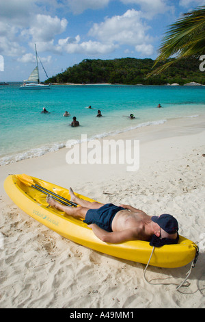 Tobago canoe