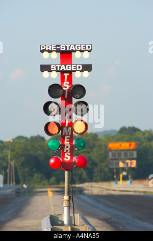 Drag racing starting christmas lights stock photo 29760678 alamy christmas tree starting lights on drag strip track starting line stock photo aloadofball Images