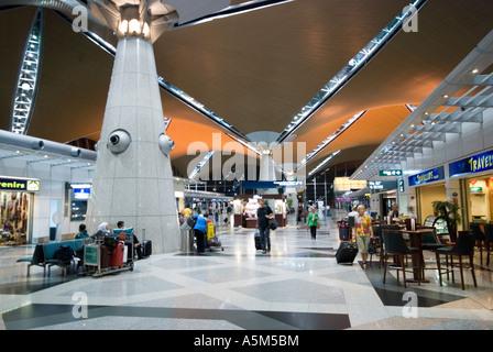 Kuala Lumpur International Airport Malaysia voted world s best airport - Stock Photo