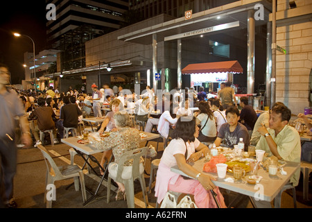 Lau Pa Sat Old Market Food Center In The Business