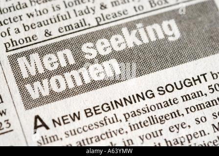 Newspaper dating ads abbreviations