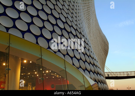 Department Store Selfridges Interior Birmingham Bull Ring West Stock Photo Royalty Free Image