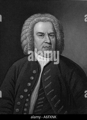 A biography of johann sebastian bach a german composer