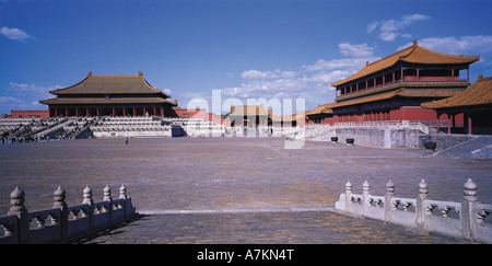 Forbidden City,Beijing,China - Stock Photo