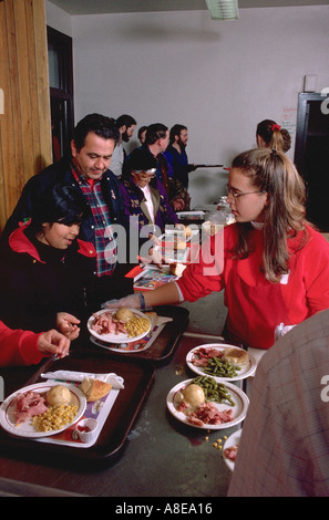 Christmas Soup Kitchen Volunteer Minneapolis