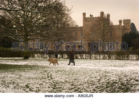 Nonsuch Manor House ,Cheam Village,Surrey,England - Stockfoto