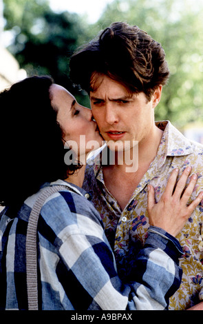 Andie macdowell stock photo royalty free image 92840737 for Four weddings and a funeral director mike