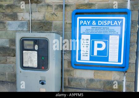 Car Parking At Bradford Royal Hospital