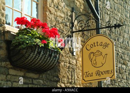 Tea Rooms Stow Market