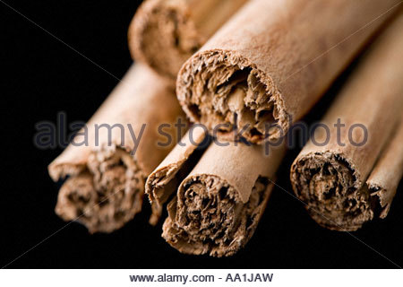 Cinnamon sticks - Stock Photo