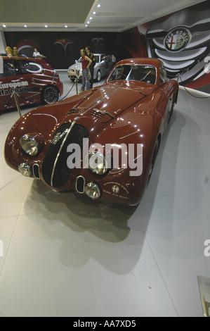 Alfa Romeo 8c 2900b Le Mans >> an Alfa Romeo 8C of the thirties Stock Photo, Royalty Free Image: 49511974 - Alamy