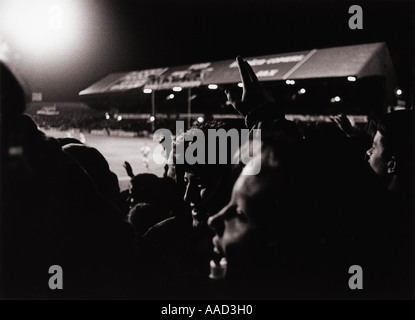 Kick off Boro v Nottingham Forest FA Cup 4th Round replay 3rd February 1993. Final score 0 3 - Stock Photo