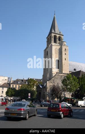 France paris 6e saint germain des pres portail sud et for Carrelage du sud boulevard saint germain
