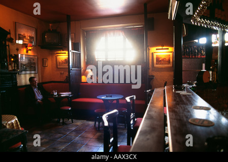 Irish Pub Beara Peninsula Ireland - Stock Photo