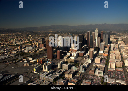 aerialLos Angeles CA - Stock Photo