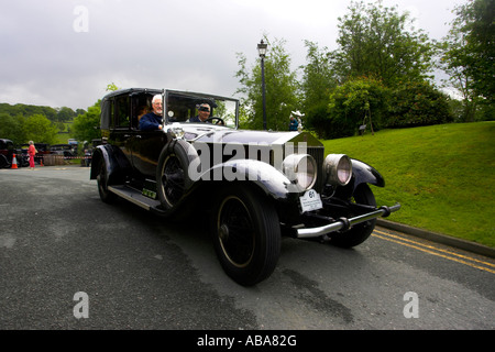 Rolls Royce 1907 Silver Ghost Car The National Motor Museum Stock Photo Royalty Free Image