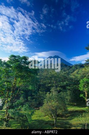 Volcan Arenal Zona Norte Costa Rica - Stock Photo