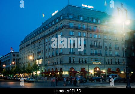 Unter Den Eichen Berlin Hotel