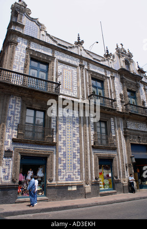 Sanborns department store casa de los azulejos house of for Azulejos en mexico df