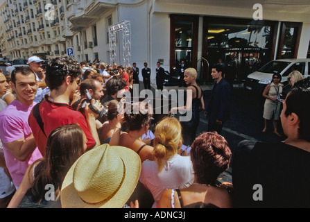 Cannes, Alpes-Maritimes, cote d'azur, French Riviera, 06, Paca, France - Stock Photo