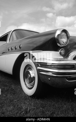 Buick Series 60 Century of 1955 - Stock Photo