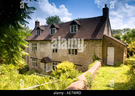 Rosebank Cottage Slad Gloucestershire House Where