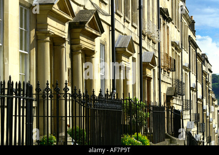 Row Of Tenement Houses Front Elevation Property Bath