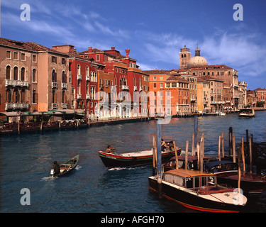 IT - VENICE:  Canale Grande and San Geremia - Stock Photo
