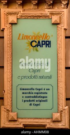 Campania Cafe Menu
