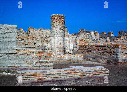 Mohenjo-daro Sindh Pakistan Indus Valley Civilization UNESCO World Heritage Site - Stock Photo