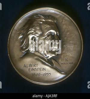 Albert Einstein 1879 1955 mathematical physicist c1979  - Stockfoto