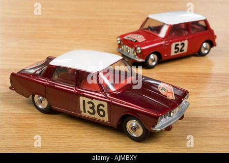 Classic mini cooper s model car view collection stock for Garage mini monaco