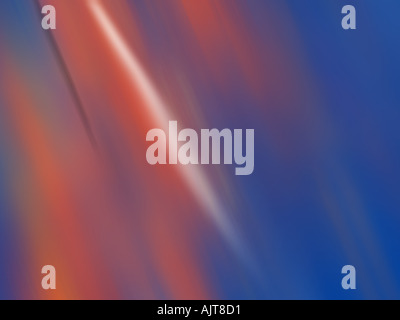 Multi colors computer generated image - Stock Photo