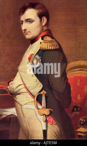 Napoleon I Napoleon Bonaparte - Stock Photo