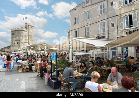 Old port la rochelle poitou charentes france stock photo royalty free image 31673246 alamy - Parking du vieux port la rochelle ...