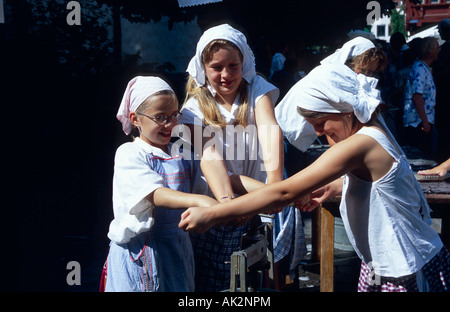 Girls / Bad Saulgau - Stock Photo