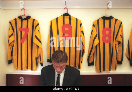 mandatory credit michael craig 00 44 0 7740 125873 12 10 1996 fa cup 3rd round qualify bashley thatcham Bashleys - Stock Photo