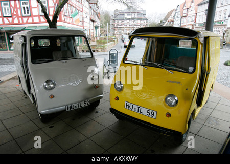 goggomobil the fifties museum hessen germany stock photo royalty free image 15090850 alamy. Black Bedroom Furniture Sets. Home Design Ideas