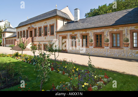 pretlack sches gartenhaus prinz georg garten prince george garden stock photo 15092929 alamy. Black Bedroom Furniture Sets. Home Design Ideas