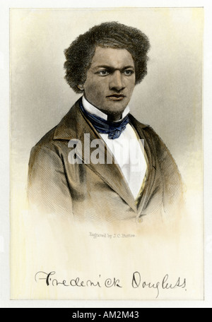 A biography of frederick douglass an african american social reformer
