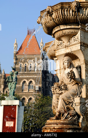 "conservation of fort precinct bombay by Dadabhai naoroji road , a north–south commercial artery road, in the fort   authority (mmrda) launched a conservation project titled ""dadabhai naoroji  road  the british east india company built the fort (mumbai precinct) liesurly."