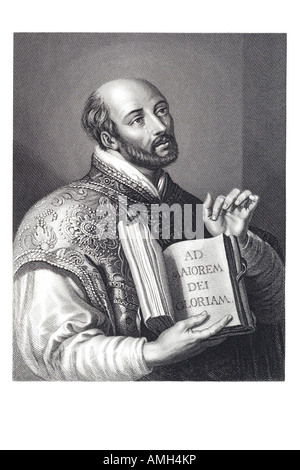 a biography of inigo de loyola a spanish christian St ignatius of loyola was a man groomed in courtly etiquette and of guipuzcoa around 1491 and baptized inigo de onaz y loyola us life of st ignatius our.